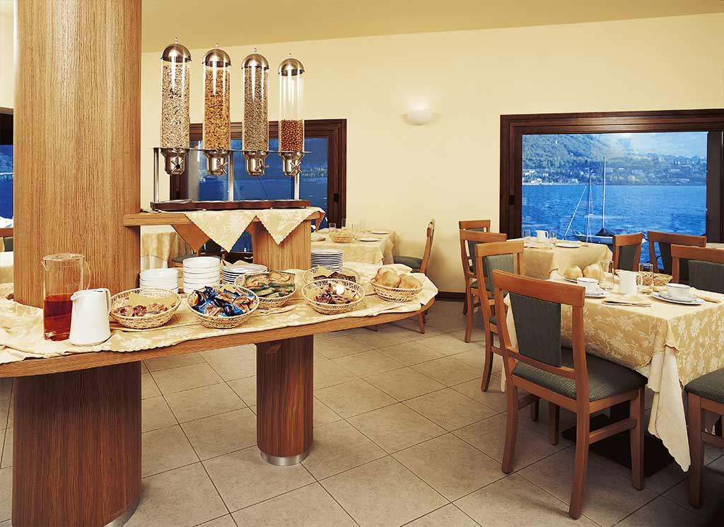 hotel bellavista buffet sala pranzo ristorante
